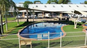 The swimming pool at or near Lake Edge Resort