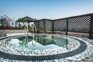 The swimming pool at or near The Almond Tree
