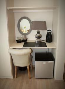 Küche/Küchenzeile in der Unterkunft B&B Villa Verde