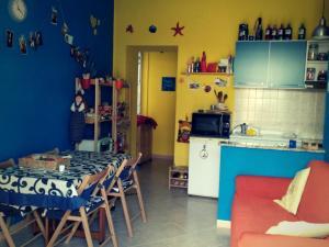 Cucina o angolo cottura di Casarella Napulegna