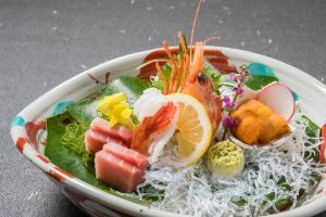 Comida en o cerca de este ryokan