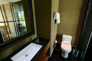 A bathroom at Inchantreedoopool