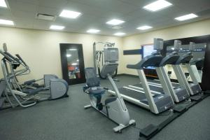 The fitness center and/or fitness facilities at Hampton Inn Springfield-Southeast, MO