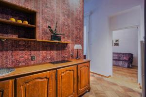 Kuchnia lub aneks kuchenny w obiekcie Antique - Koletek 6