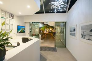 The lobby or reception area at Emerald Noosa