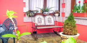 Zona de estar de Casa de Daniel