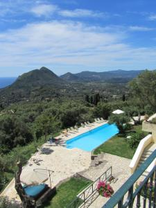 A view of the pool at Levant Hotel or nearby