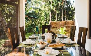 A restaurant or other place to eat at Your Dream Home - Mirissa