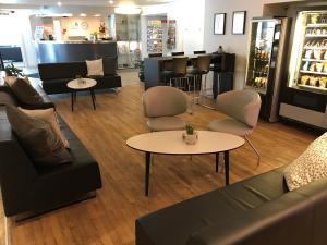 Loungen eller baren på Danhostel Copenhagen Bellahøj