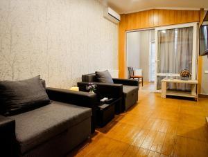 Гостиная зона в Hotel Toma's House