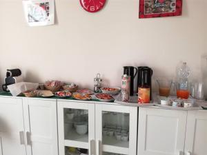 Cucina o angolo cottura di La Finestra sul Massimo