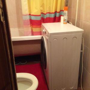 Ванная комната в 1 к.кв. рядом с центром
