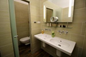 Ein Badezimmer in der Unterkunft Guest house Villa Fritz