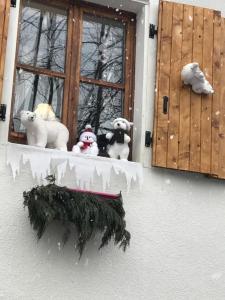 Gite Des 3 Chateaux during the winter