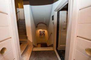 A bathroom at Torre Argentina Relais - Residenze di Charme