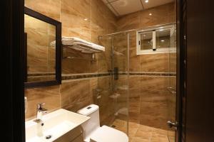 ChangJu Hotelにあるバスルーム