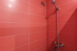 Een badkamer bij Weflating Sants