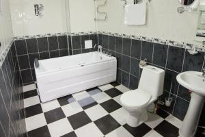 Ванная комната в Бизнес-отель Европа