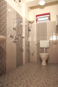 A bathroom at Hotel Sodizang Retreat