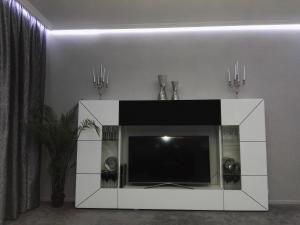 A television and/or entertainment center at Apartment Villa Ksenija