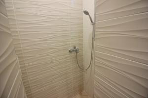 Koupelna v ubytování Superior Apartment Zámecká