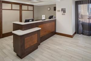 The lobby or reception area at Homewood Suites Minneapolis - Mall of America