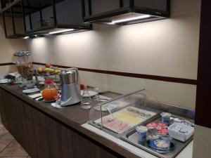 Cucina o angolo cottura di Albergo Ristorante Protti