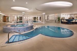 Piscine de l'établissement Hodhamidbar Resort & Spa Hotel ou située à proximité