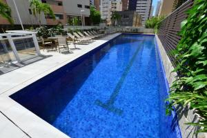 The swimming pool at or close to My Way Meireles By DM Apartments