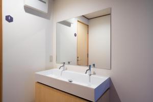 A bathroom at Ito Ryokan