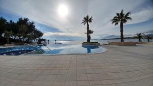 The swimming pool at or close to Apartment IDA - Lavica