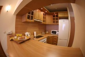 Кухня или мини-кухня в Рубин