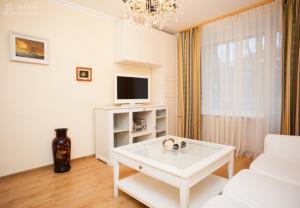 Телевизор и/или развлекательный центр в InnDays on Bobruiskaya