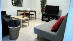 Zona de estar de Margall Home