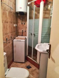 Kupatilo u objektu Apartments Old Town