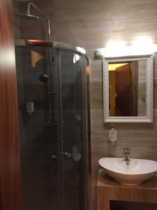 Łazienka w obiekcie Diamond Premium Rumia