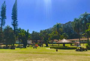 Um jardim em Hotel Fazenda M1