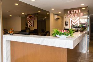 The lobby or reception area at Double M Hotel @ Kl Sentral