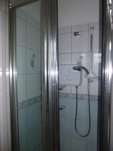 A bathroom at Durban Residence
