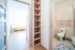 Ванная комната в Pasha's apartments