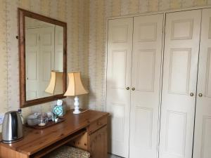 A kitchen or kitchenette at Stower Grange Hotel