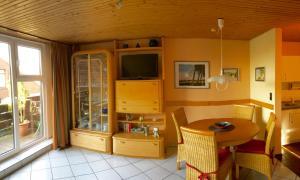 Küche/Küchenzeile in der Unterkunft Carolinensiel/Harlesiel
