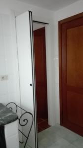 A bathroom at B&B Sa Serra