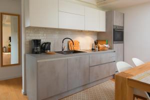Cucina o angolo cottura di Casa Bel Olivo