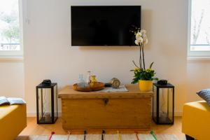 TV o dispositivi per l'intrattenimento presso Casa Bel Olivo