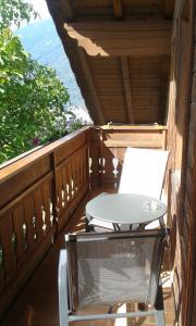 Balcone o terrazza di Huberhof