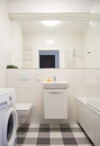Łazienka w obiekcie A.S. HOME Kosciuszki