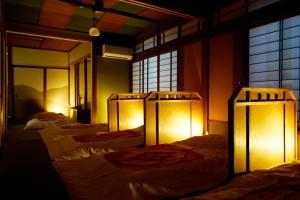Un ou plusieurs lits superposés dans un hébergement de l'établissement Japanese Guesthouse Kinosaki Wakayo (Female Only)