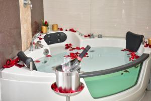 Un baño de Prince Hotel