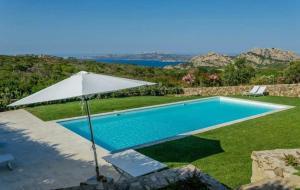 The swimming pool at or near Villa Smeralda